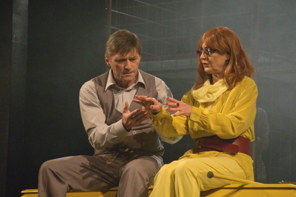 Divadlo Hugo Návšteva starej dámy