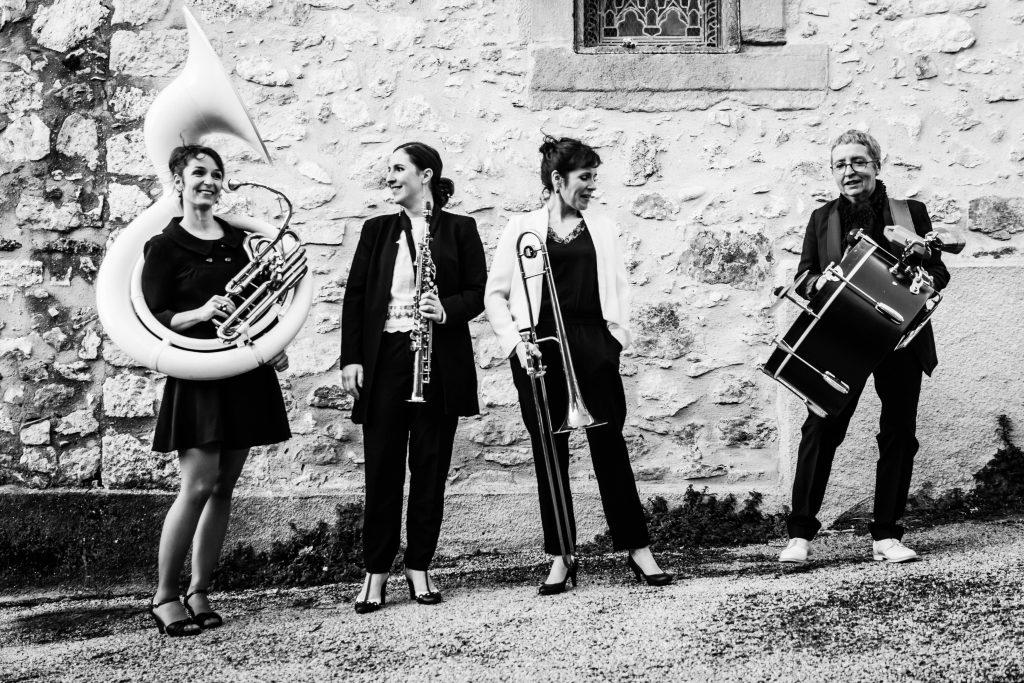Wondrer Brass band